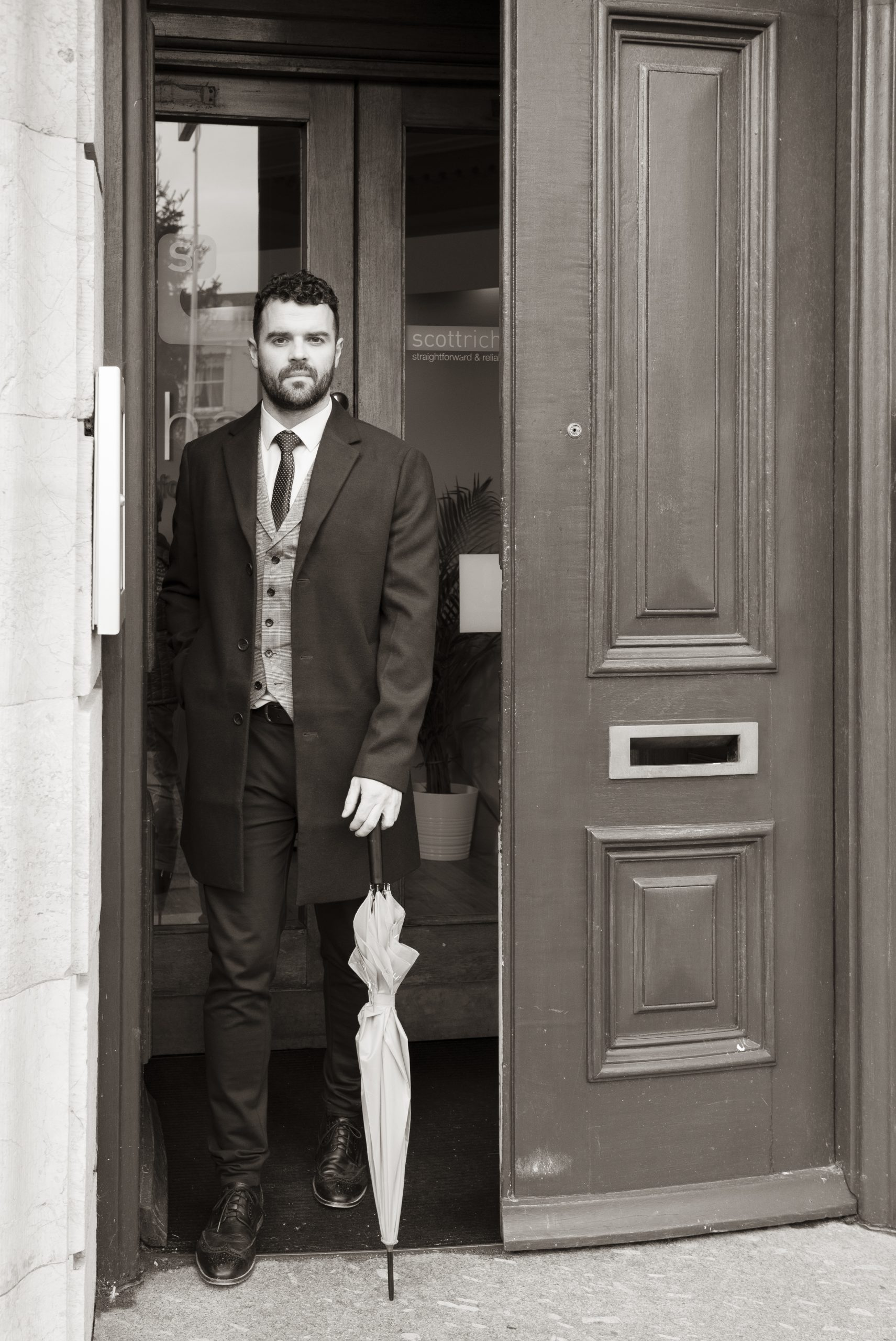 Jamie Dyson - Managing Partner